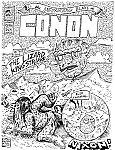 The Unforgiving Blade of CONON