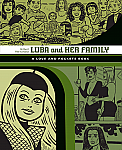 Love & Rockets Library Gilbert Vol 4: Luba & Family