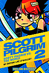 Scott Pilgrim Volume 02 Color Hardcover