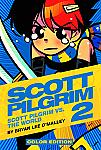 Scott Pilgrim Volume 02 Color Hardcover