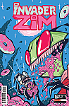 Invader Zim #2 Jhonen Vasquez variant cover