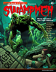 Swampen Muck Monsters of Comics