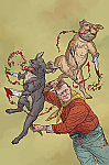 Shaolin Cowboy: Who'll Stop the Reign #4