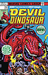True Believers #1: Devil Dinosaur