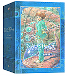 Nausicaa Valley of the Wind Box Set