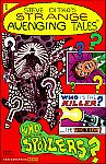 Steve Ditko's Strange Avenging Tales #1