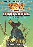 Science Comics- Dinosaurs: Fossils and Feathers