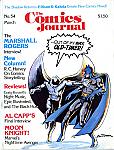 The Comics Journal # 54