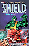 Shield By Lee and Kirby Complete Collection