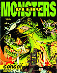 Ditko Monsters Vol 1: Gorgo!