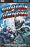Captain America Epic Collection Captain Lives Again