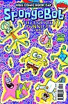 FCBD 2015 Spongebob Freestyle Funnies