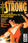 Tom Strong #1 - Alex Ross Cover
