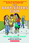 The Baby-Sitters Club: Truth about Stacey
