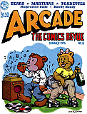 Arcade: The Comics Revue #6