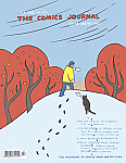 The Comics Journal #241 Feb. 2002 - John Porcellino