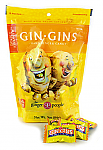 Gin Gins� Double Strength Hard Ginger Candy 3oz Bag