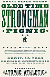 Great Black Swamp Olde Time Strongman Picnic DVD