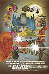 Transformers vs. G.I. Joe the Movie Official Comic Adaptation