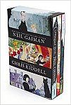 Neil Gaiman Chris Riddell Boxed Set