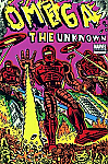 Omega The Unknown Vol. 2 #7
